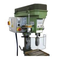 Schutzeinrichtung-Bohrmaschinen