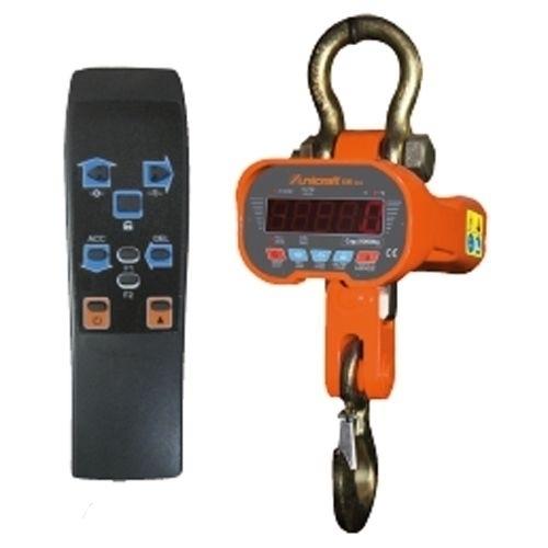Tragbare Digitale Waage mit Haken aus Rostfreiem Stahl Hängende Hakenwaage
