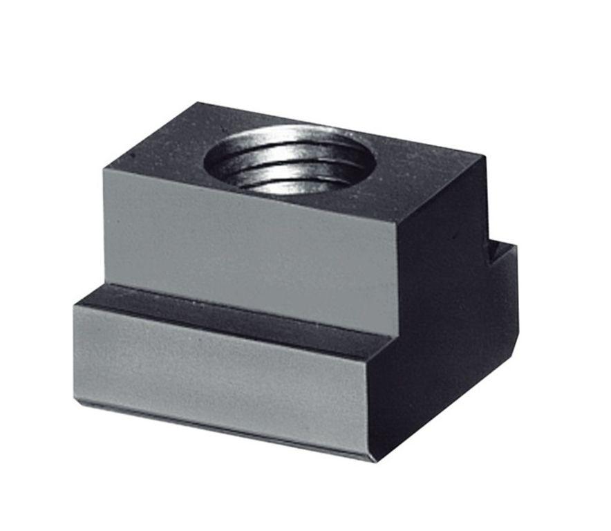 T-Nut Mutter Nutenstein 16 mm M12 DIN 508 4 Set Mutter T-Nut /…