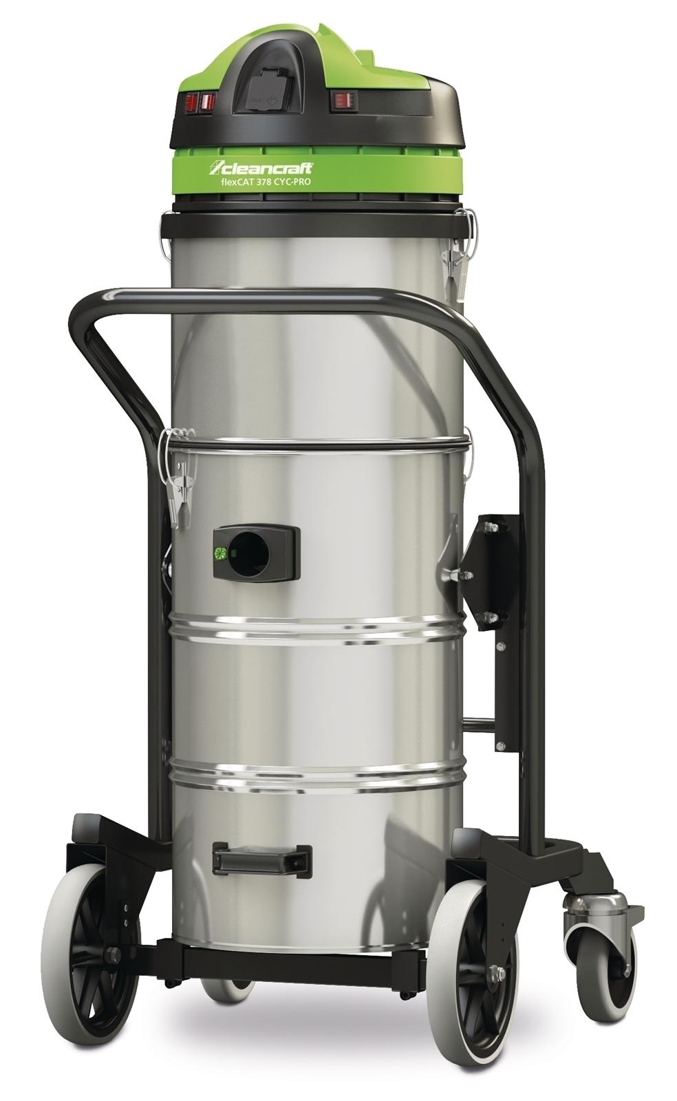 Cleancraft Bau-Zyklonsauger flexCAT 378 CYC-PRO jetzt