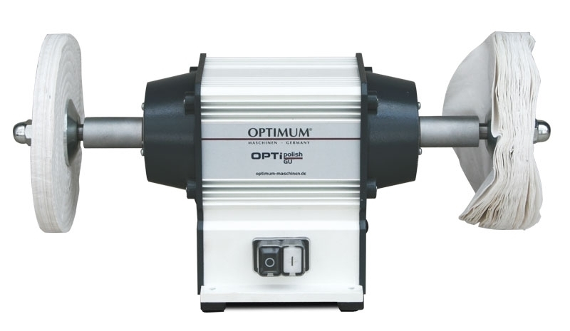 Optimum Poliermaschine GU 20 P polish - 230 V