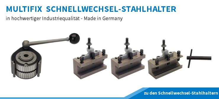 AXA Multifix Schnellwechsel-Stahlhalter