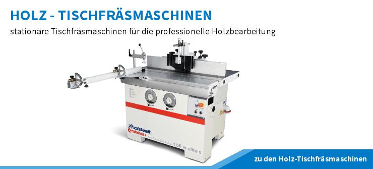 Holz-Tischfräsmaschinen